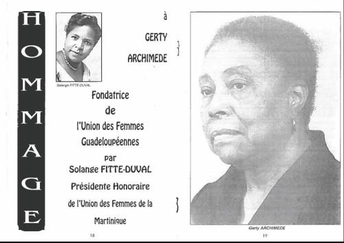 gerty archimede - Livret 2 femmes exemplaires p1