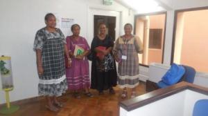 délégation néo-calédonienne