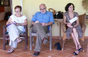 rencontre avec Margaret MARUANI, Danièle MEULDERS et Robert PLASMAN