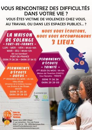 Affiche UFM 2019 - Lieux de réception