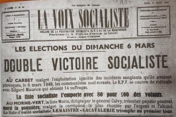 La voix socialiste
